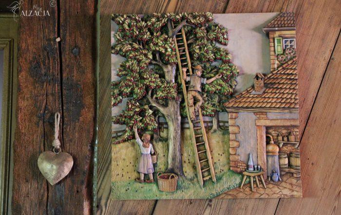 rodzinna destylarnia bergheim