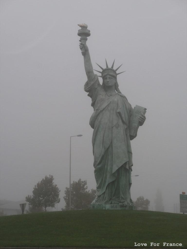 statua wolności colmar