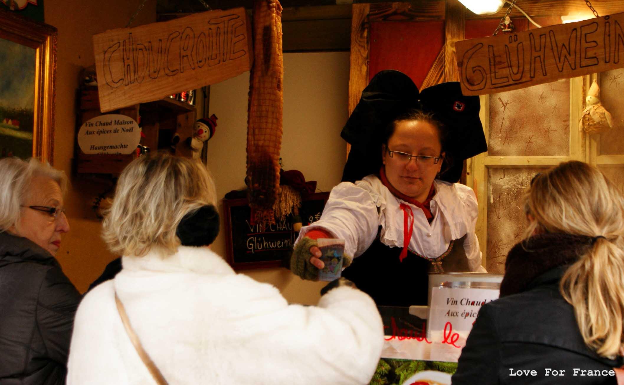 marché de Nöel w Colmar