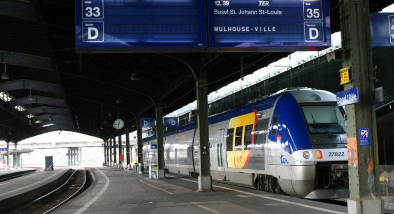 podróżowanie pociągiem we francji