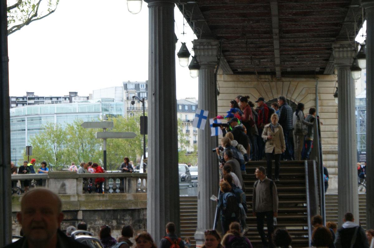 maraton paryski Paryż