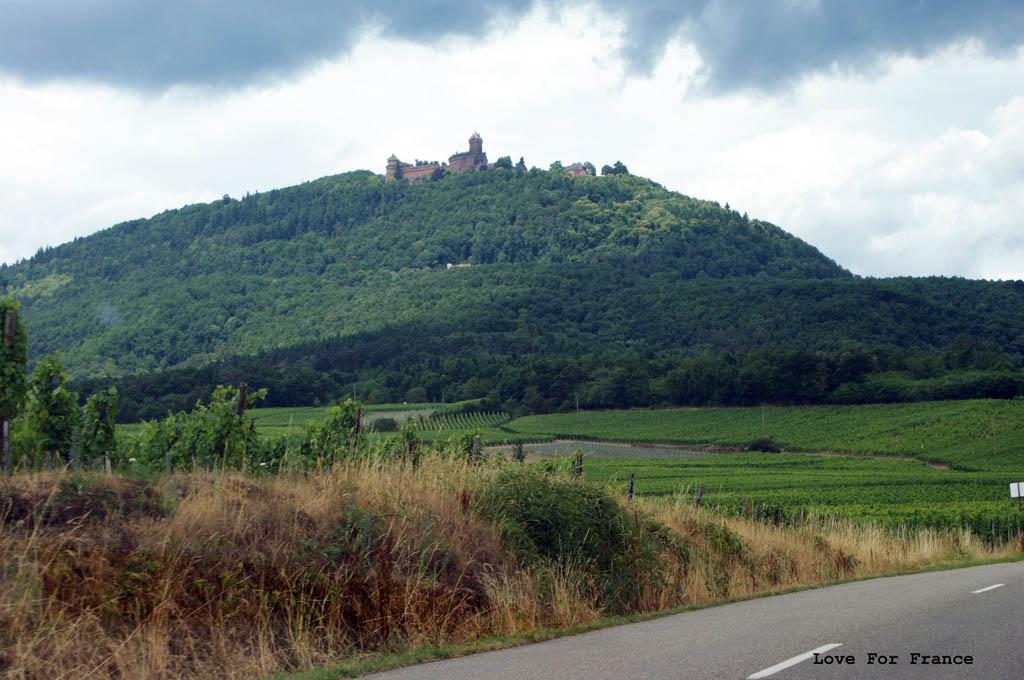 Haut-Koenigsbourg, Alzacja