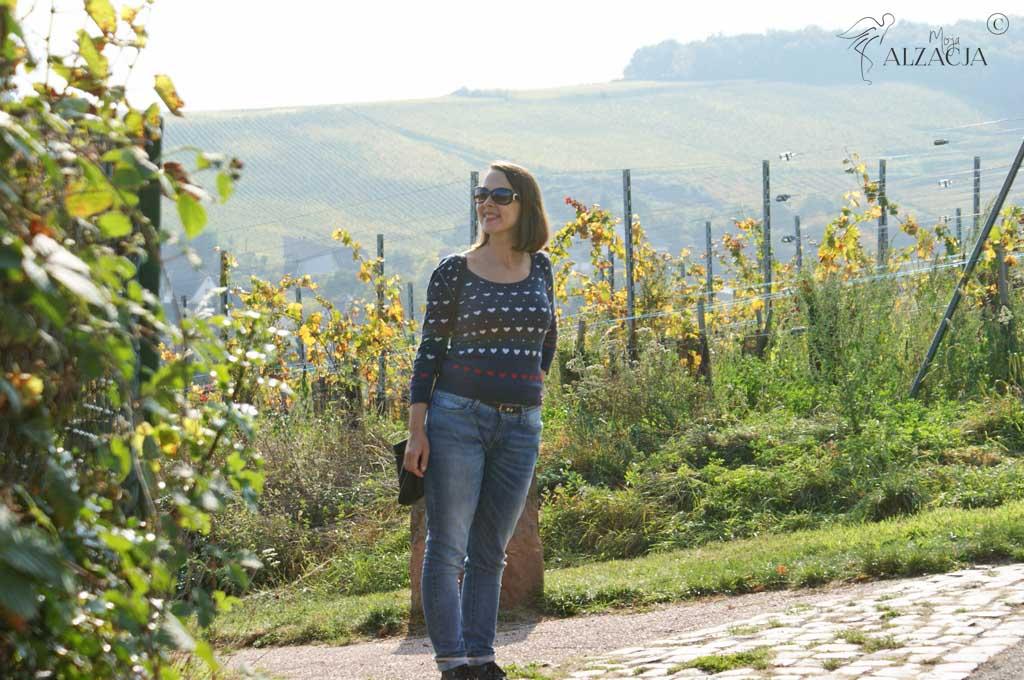 Barr i święto winobrania w Alzacji