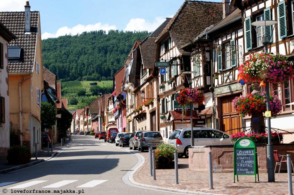 10 faktów o życiu na alzackiej wsi