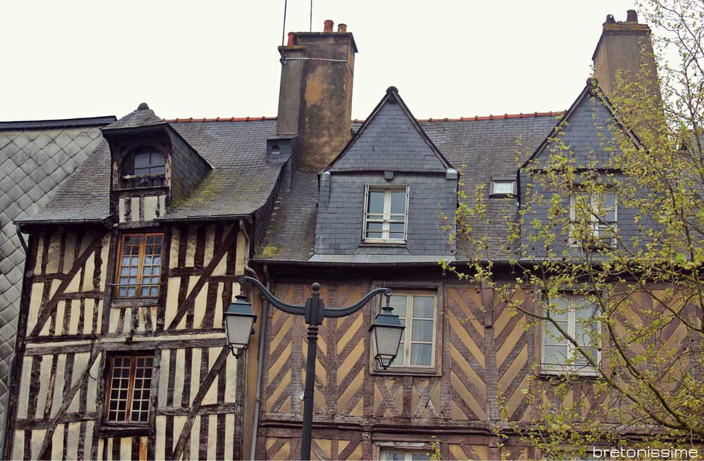 Bretania, Rennes