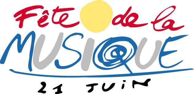 oficjalne logo Fête de la Musique