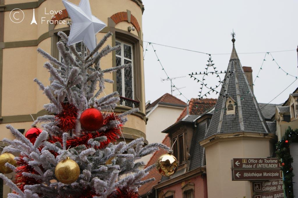 świąteczne słówka - un sapin - choinka