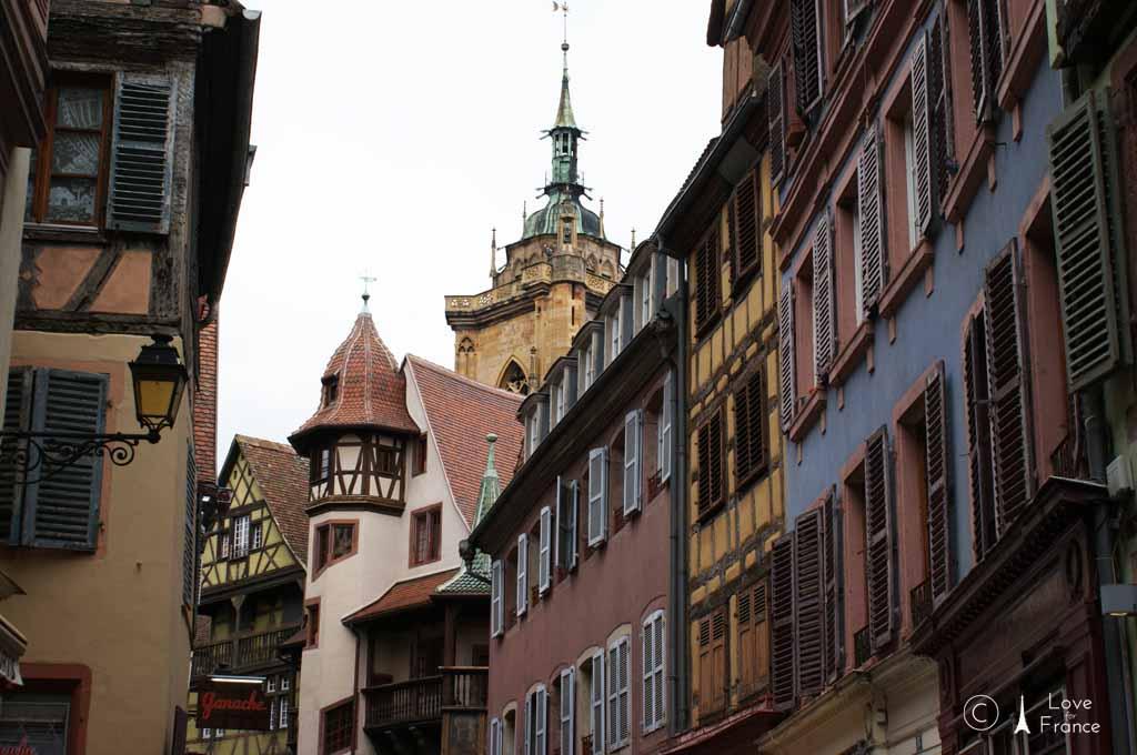 Colmar najpiękniejsze miejsca Alzacji