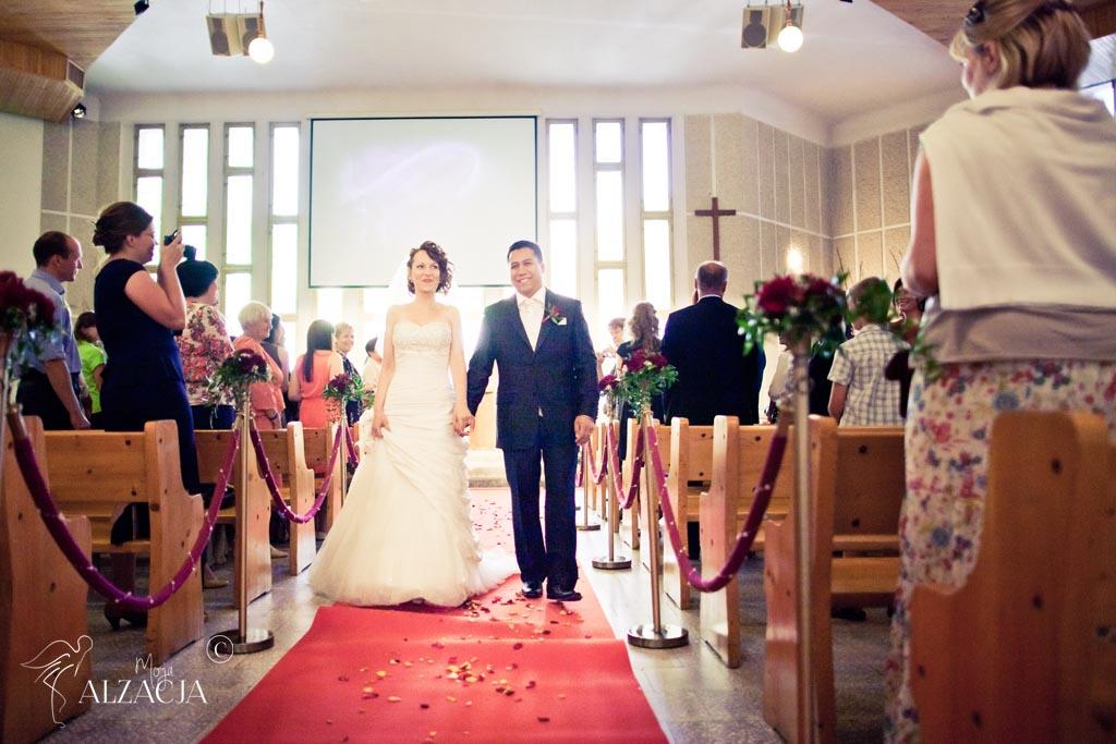 mój francuski ślub