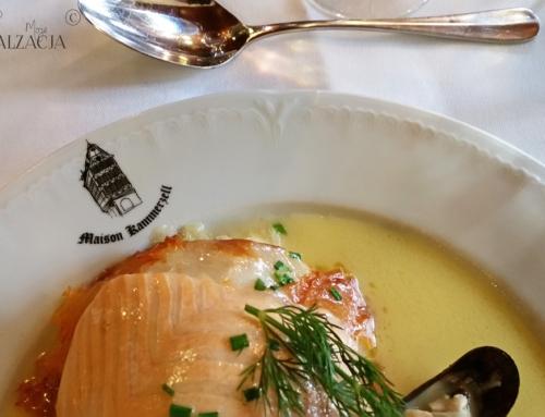 Przepis na choucroute aux poissons, tradycyjne alzackie danie