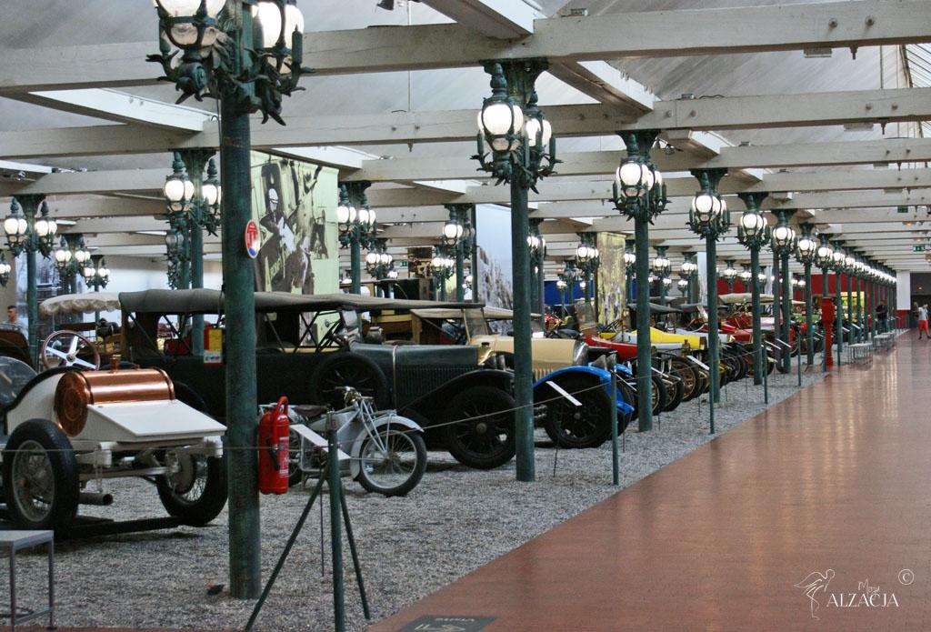 Cité de l'Automobile Miluza