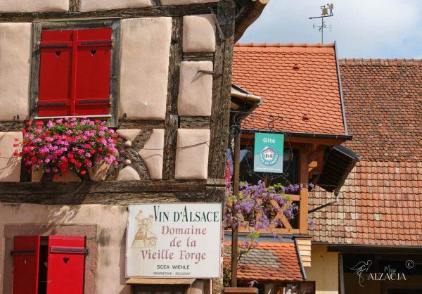 Gites de France Alzacja