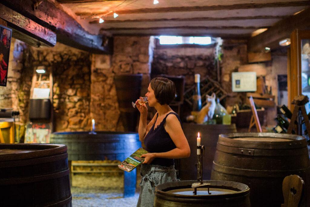 wina w alzacji