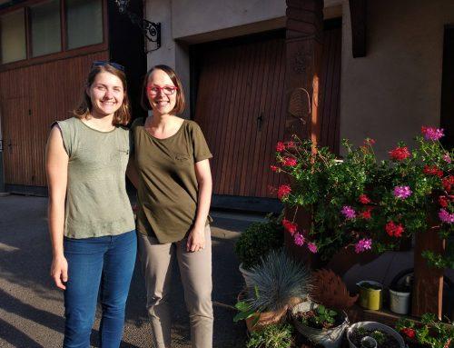 Spotkania w Alzacji: Wrocławianka na stażu z Erasmus+