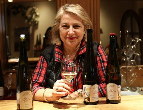 Winnica inaczej rośnie, jak się ją dotyka – rozmowa z Martą Wach, właścicielką alzackiej winnicy