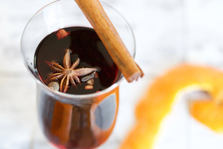 grzane wino po alzacku