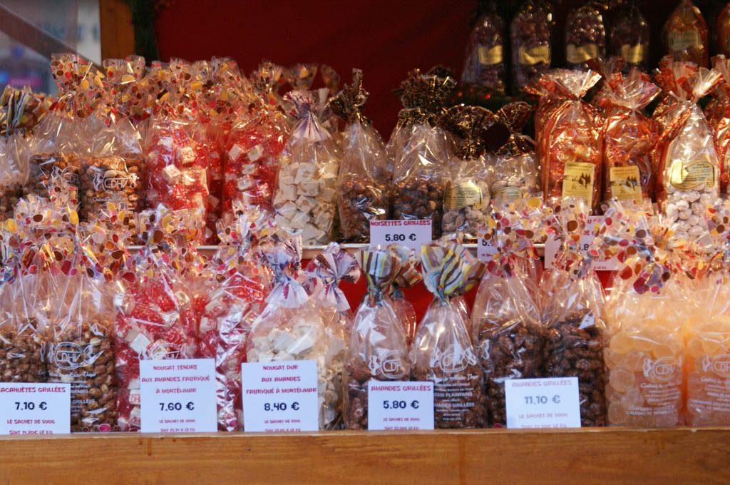 smakołyki z jarmarków bożonarodzeniowych