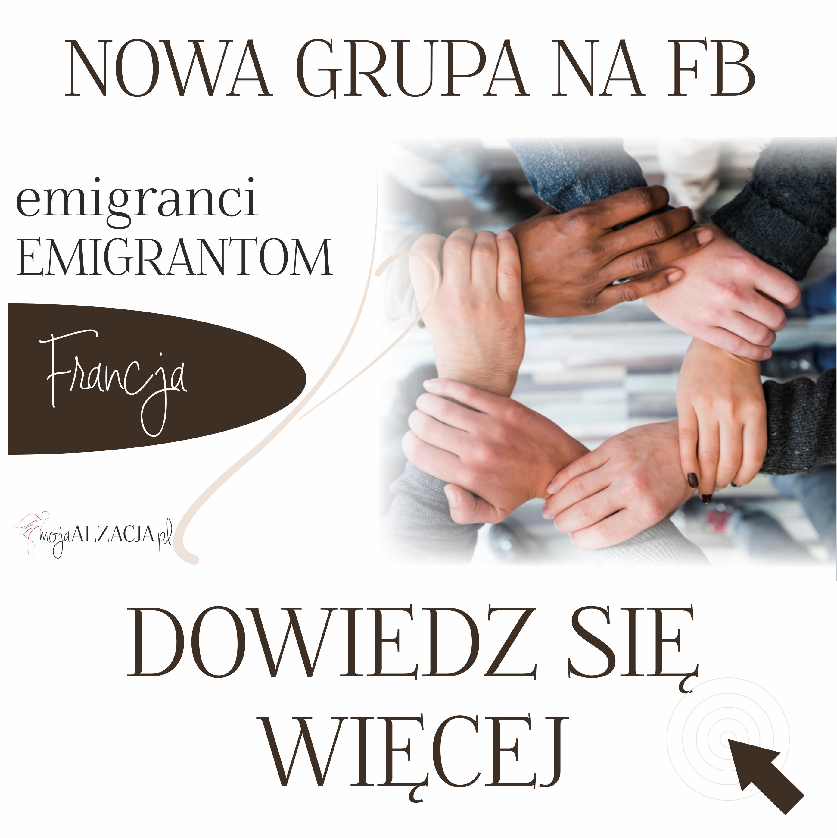 emigranci emigrantom francja