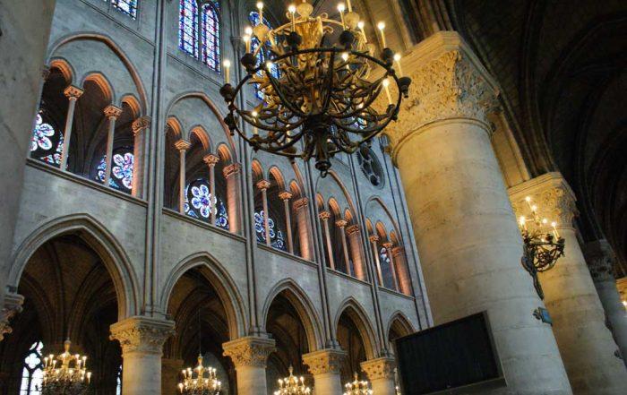 katedra Notre-Dame Paryż