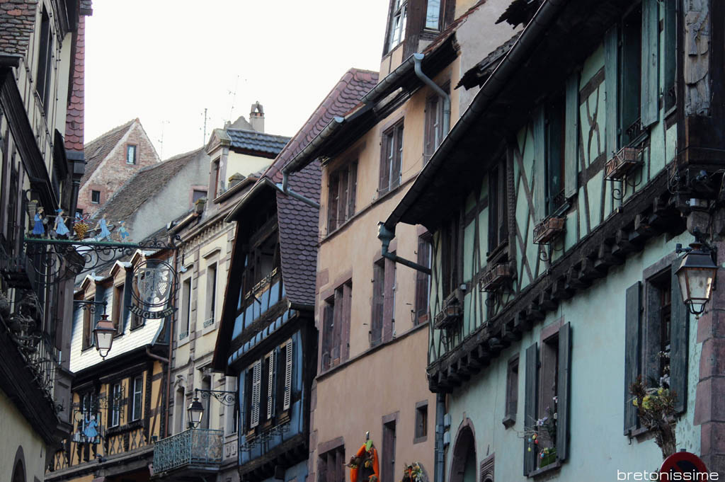 Alzacja, Riquewihr