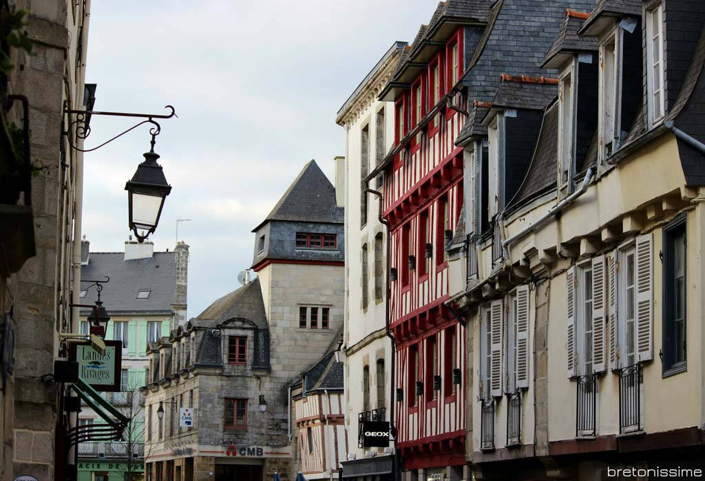 Bretania, Quimper