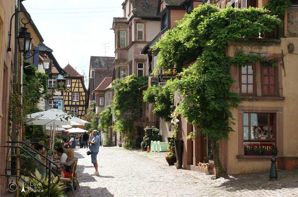 riquewihr najpiękniejsze miejsca alzacji