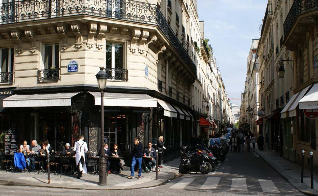 Paryż, pobyt w Paryżu