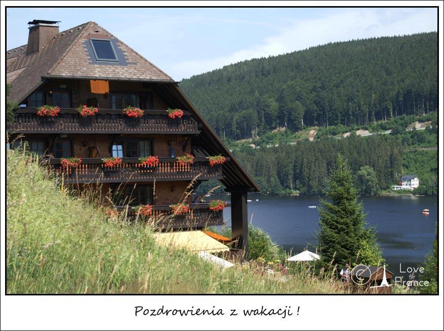alzackie pocztówki z wakacji