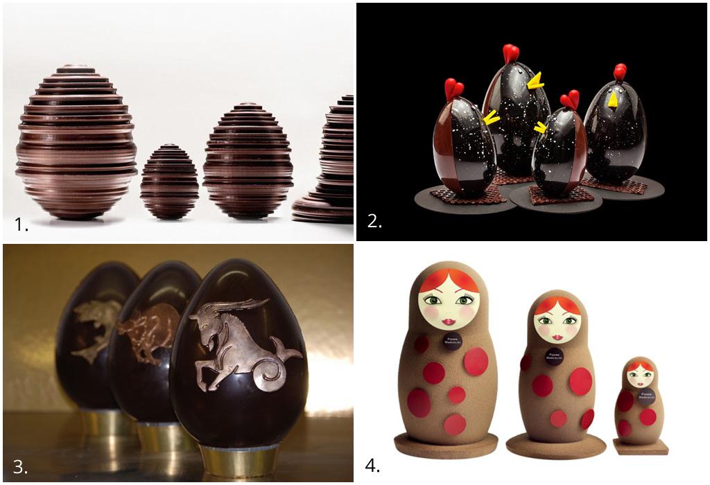 czekoladowe święta wielkanocne