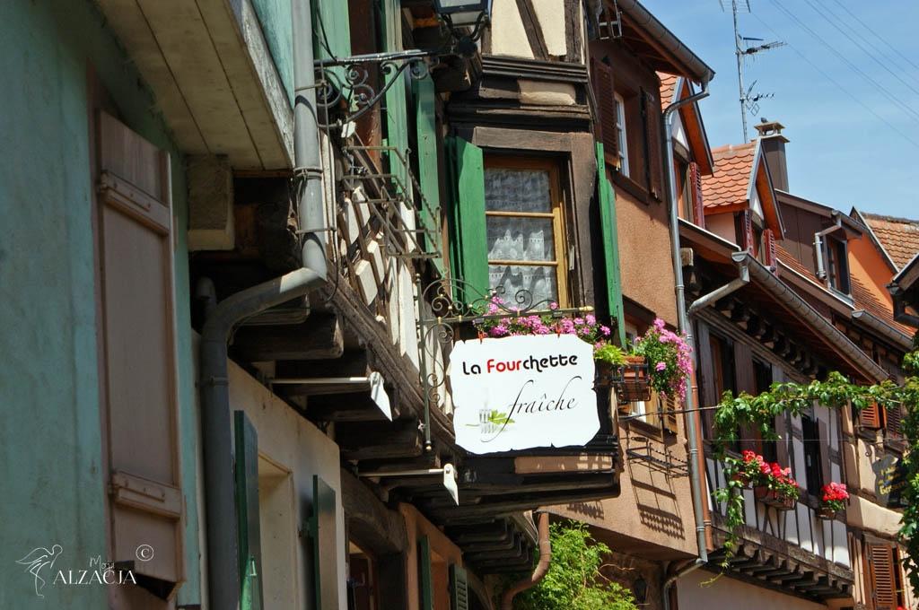 Eguisheim marzenia mają swoją cenę