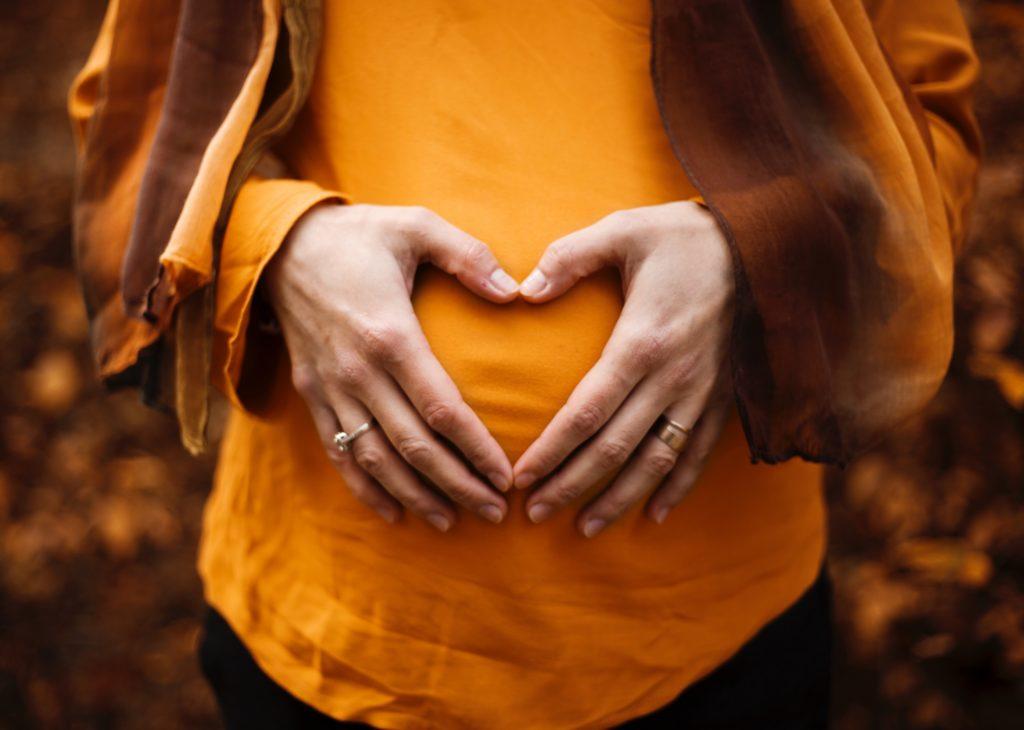 ciąża we Francji